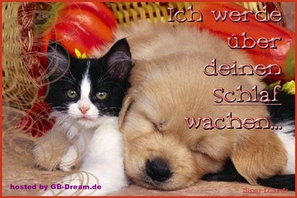GBPic Gute Nacht Gruesse