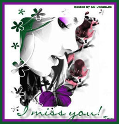 brief ich vermisse dich