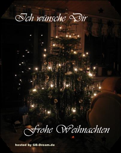 frohe weihnachten pinnwand bilder gb pics gb bild frohes. Black Bedroom Furniture Sets. Home Design Ideas