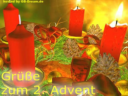 2 advent pinnwand bilder gb pics 2 advent gbbild. Black Bedroom Furniture Sets. Home Design Ideas