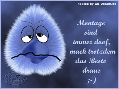 Montags GB