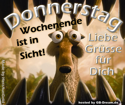 Donnerstag GB