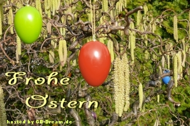 Frohe Ostern GB Pic