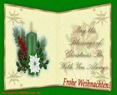 Weihnachts Gruesse GBPic