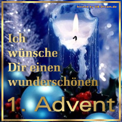 1. Advent GBPic