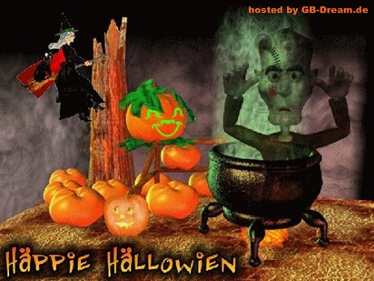 Halloween Party GB